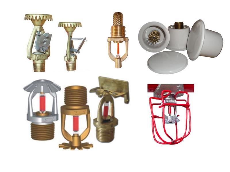 дренчерные системы пожаротушения фото медь
