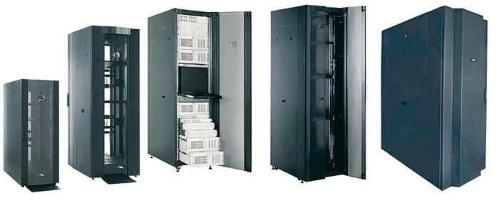 Телекоммуникационные шкафы: назначение, разновидности